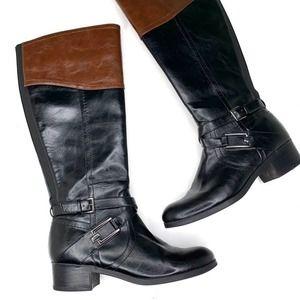 Unisa Tall zip up Boots 7